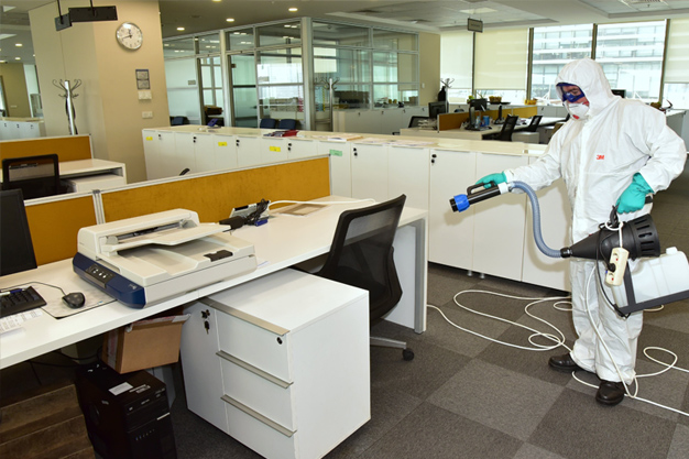 sanitization services in India